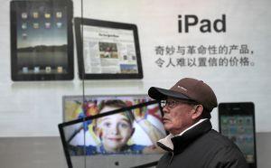 China retira tabletas iPad de la venta