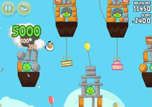 'Angry Birds' llega a Facebook