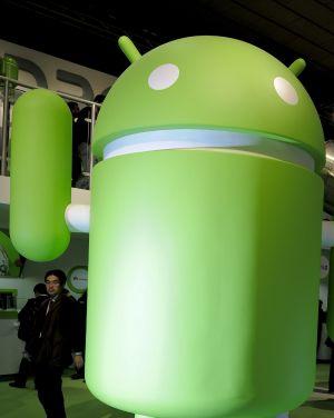 Android, primer navegador móvil