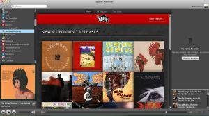 Spotify estrena aplicaciones