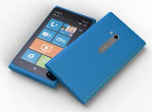 Primer fallo del Lumia 900