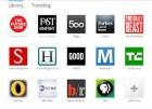 Google lanza su quiosco para móviles y tabletas