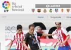 La Liga de fútbol apuesta por las redes sociales