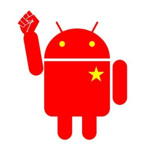 Android, doce veces mayor que iOS en China