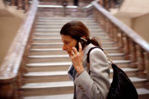 El tráfico de Internet por móvil es ya del 10%
