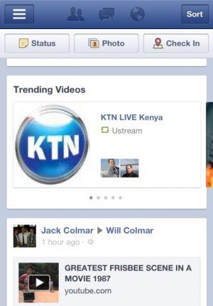 ¿Qué vídeos destacan en Facebook?