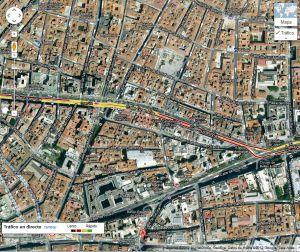 Google mejora los mapas de tráfico de las ciudades españolas