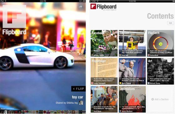 Google+ se integra en Flipboard