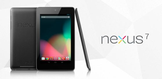 Nexus 7 llegará a España en septiembre