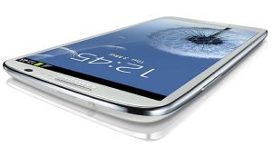 Beneficios récord de Samsung