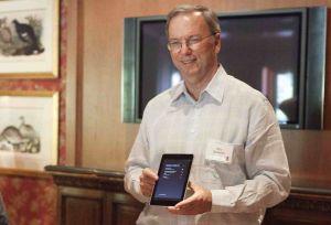 Éxito de ventas de la tableta Nexus 7