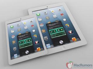 ¿iPad Mini el 17 de octubre?