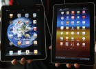 Galaxy Tab no es una copia de iPad