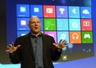 Microsoft pone todas sus fuerzas en Windows 8