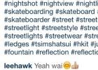 Uso de hashtags sin límite