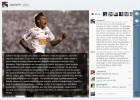 La llegada de Neymar triplica las altas del Barça en Instagram