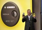 Nokia presenta un móvil con cámara de 41 megas