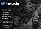 Twitter Music llega a España