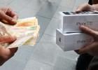 El iPhone 5S se agota en China