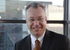 Elop recibirá 18,8 millones de Nokia