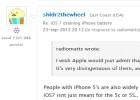iOS 7 agota la batería de los iPhone e iPad más antiguos