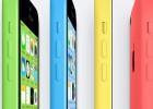 Apple recorta la fabricación del iPhone 5C