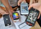 El ?smartphone? rebasó la barrera de los mil millones en 2013