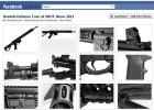 Facebook endurece la norma de venta de armas