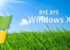 Adiós a XP