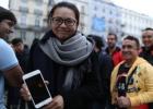 Colas en Madrid y Barcelona para el iPhone 6: ?Es el día de la emoción?
