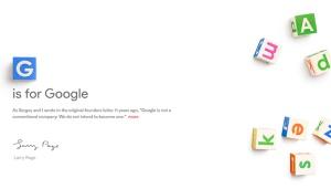 Google se llamará Alphabet