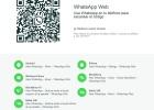 WhatsApp activa su servicio de mensajería web para iPhone