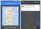 Google Maps ya funciona sin conexión
