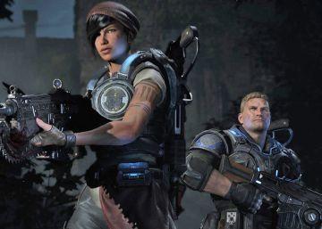Gears of War 4 lucha por ser el nuevo rey de los juegos de acción