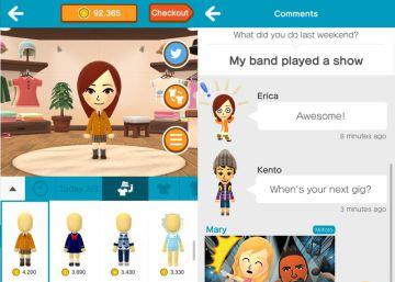 La extraña y atractiva red social de Nintendo... ¿o es un videojuego?