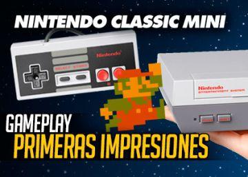 Volvemos a los 80 al probar Nintendo Classic Mini: NES