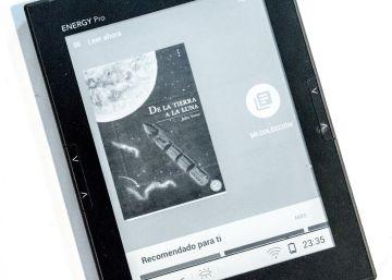 El ?eReader? con Android que planta cara a los Kindle