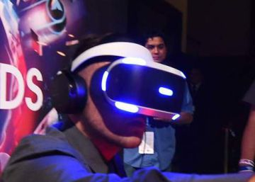 El videojuego del futuro se juega dentro de la pantalla