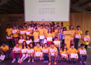 La primera generación de GENIOS se gradúa