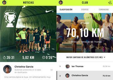 Nike lanza su red social para ?runners?