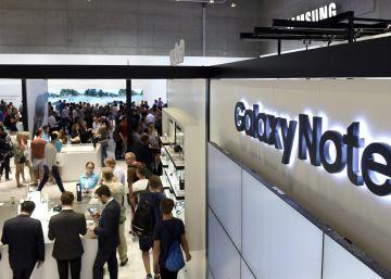 Los afectados por la sobrecarga del Galaxy Note 7 podrán cambiar el móvil a partir del 19 de septiembre