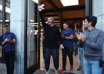 El iPhone 7 arrasa en España