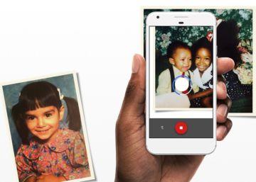 Google lanza PhotoScan, una ?app? para escanear fotos antiguas con el móvil