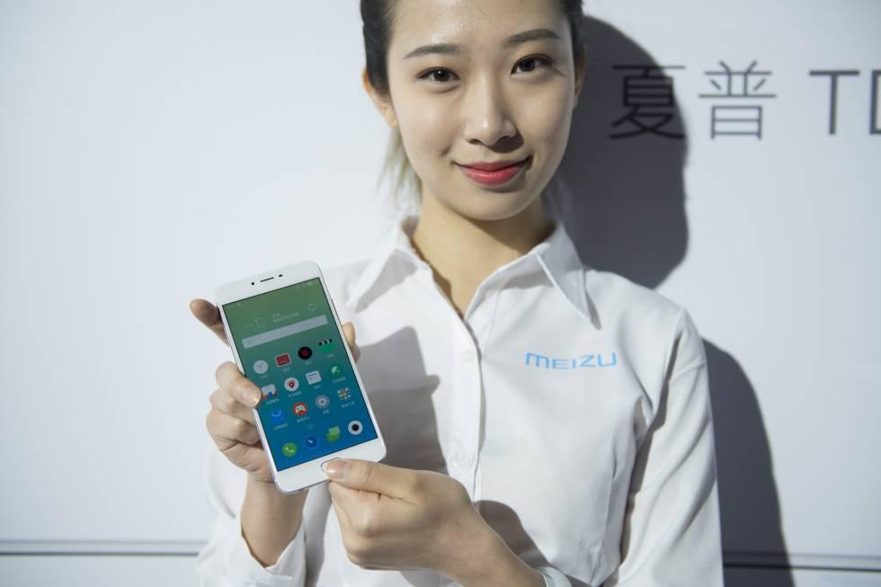 Meizu contraataca a la industria china lanzando su buque insignia, el PRO6 Plus