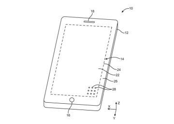 Apple patenta un ?smartphone? que es todo pantalla