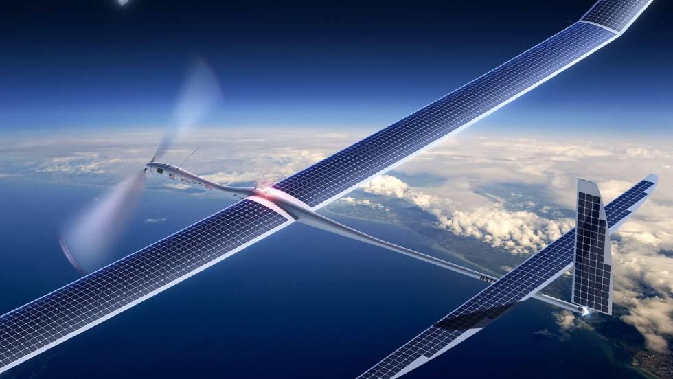 Google cancela los drones de conexión a Internet
