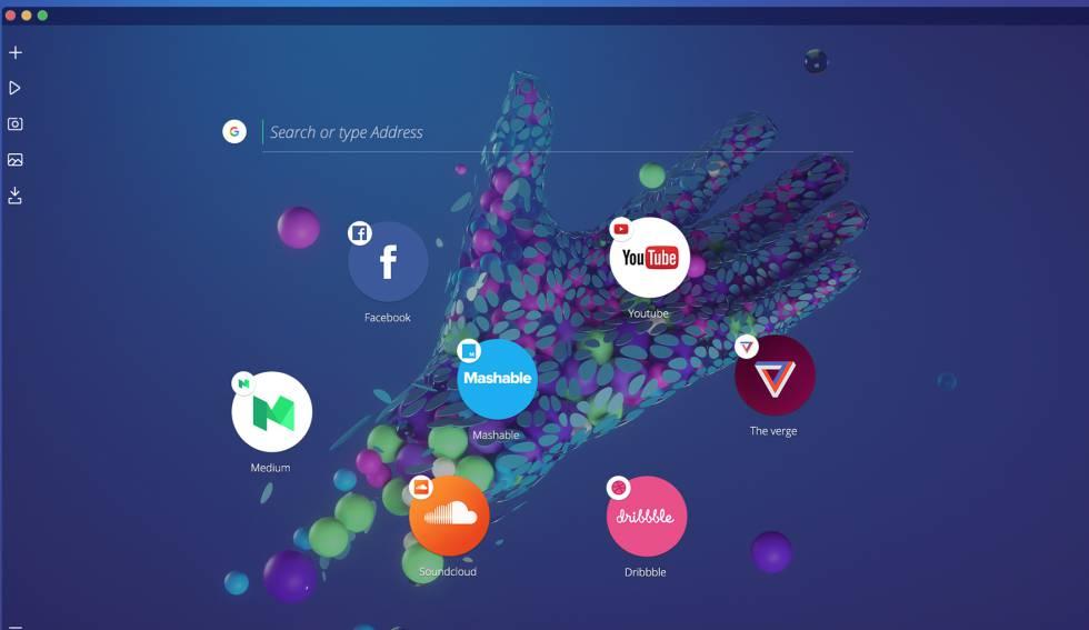 El navegador del futuro ya está aquí y se llama Opera Neon