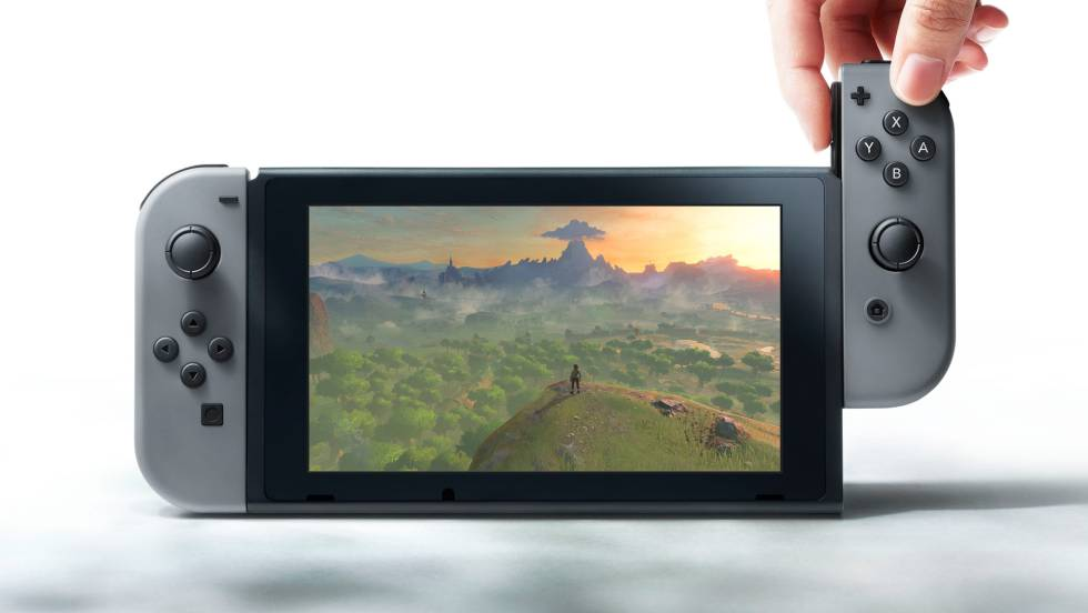 Jugamos a Nintendo Switch por primera vez