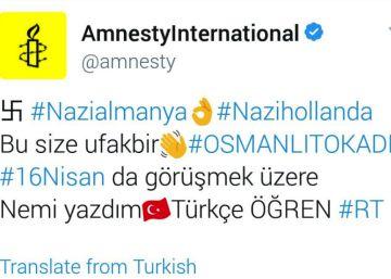 Cientos de cuentas verificadas de Twitter, ?hackeadas? para publicar propaganda de Erdogan