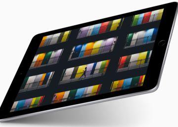 Apple renueva el iPad de gama baja y lanza un iPhone 7 rojo